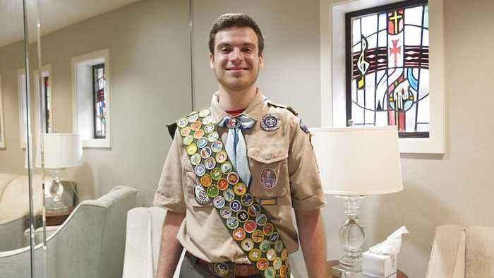 Teen Earns All 138 Boy Scout Merit Badges