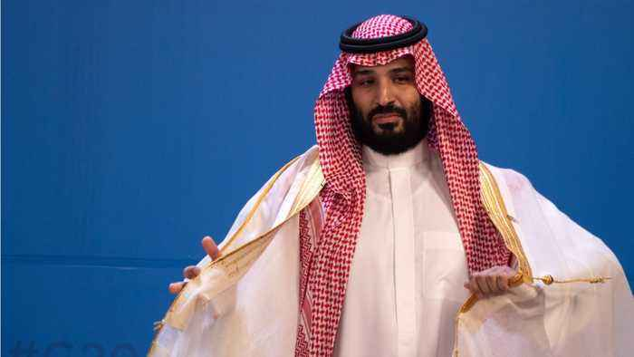 Saudi Crown Prince Says He Wished For A Political Solution To Iran