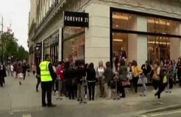 Fashion chain Forever 21 files for bankruptcy