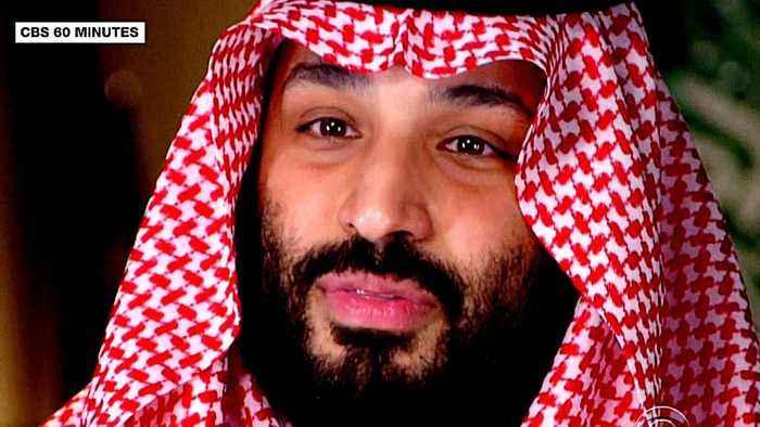 Saudi crown prince denies ordering Khashoggi killing: Interview