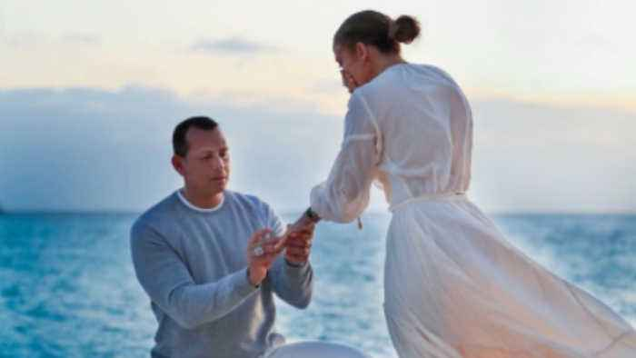 Alex Rodriguez rehearsed his proposal to J. Lo three times