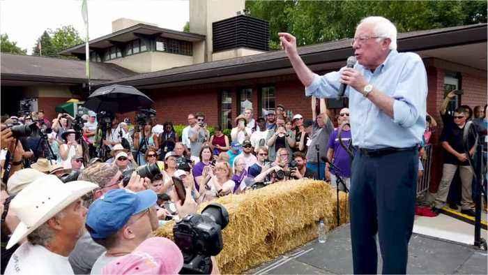 Bernie Sanders Campaign Is In Decline