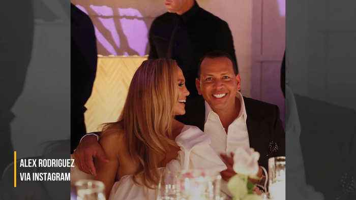 Jennifer Lopez and Alex Rodriguez celebrate upcoming nuptials at engagement party