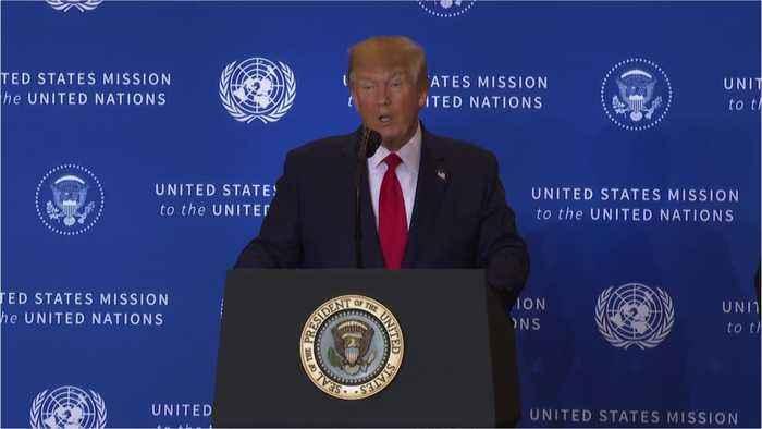 Trump's Staff Warned Him Off Ukraine Conspiracy