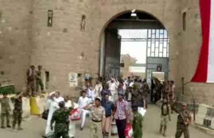 Yemen's Houthis unilaterally release hundreds of detainees