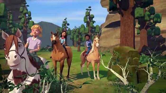 SPIRIT RIDING FREE - Pony Tales Trailer