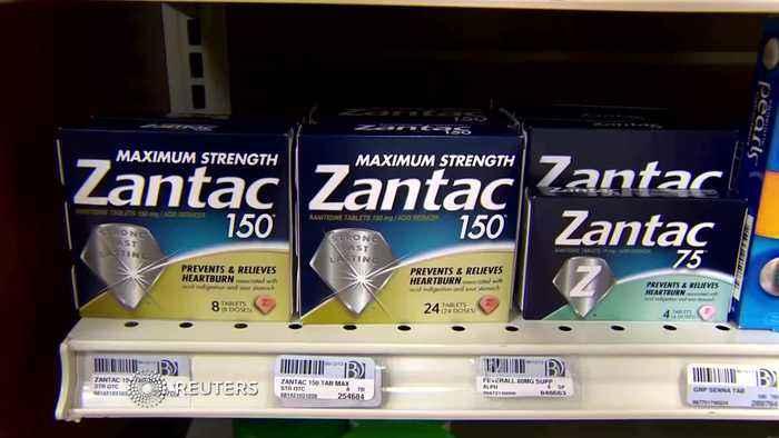 CVS pulls Zantac over cancer fears