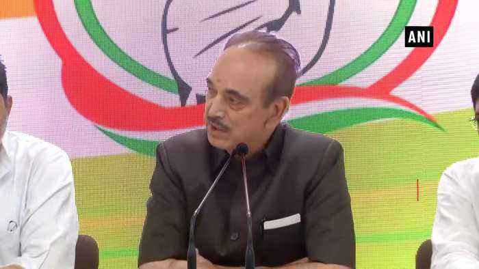 People in JK told me they'll be lifted if they meet me Ghulam Nabi Azad after Kashmir visit