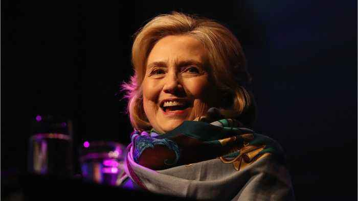 Hillary: Staying Married 'Gutsiest Thing I've Ever Done'