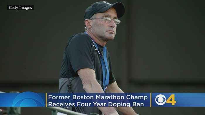 Former Boston Marathon Champ & Top Track Coach Alberto Salazar Receives 4-Year Doping Ban