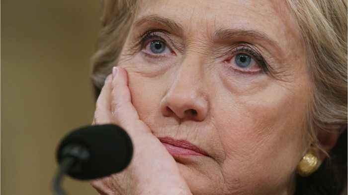 Clinton Eyerolls Giuliani: 'Yes, I Am Famously Under-Scrutinized'