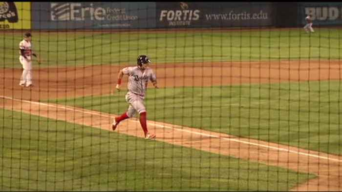Reading wins 4th straight, 5-2, at Erie