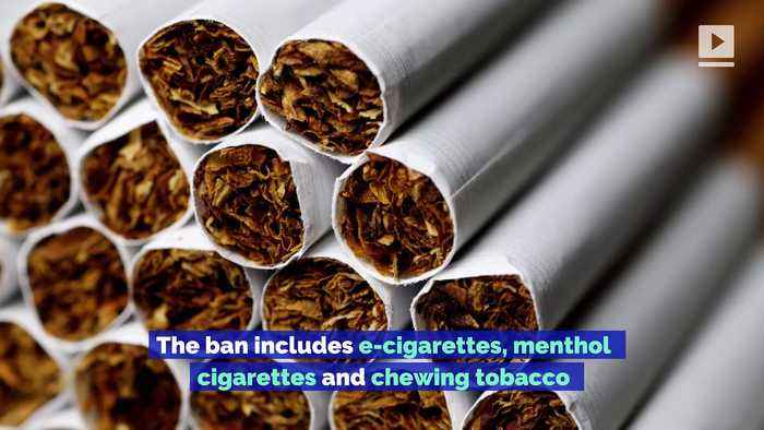 Los Angeles County Issues Ban on Flavored Tobacco Products