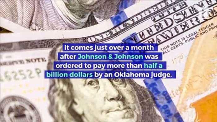 Johnson & Johnson Agrees to $20.4 Million Opioid Settlement