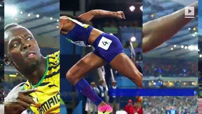 Allyson Felix Breaks Usain Bolt's World Titles Record