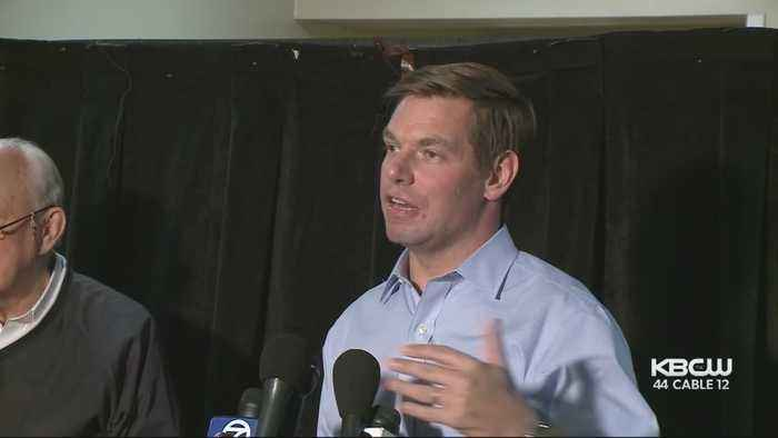 East Bay Congressman Swalwell Holds Town Hall On Impeachment Proceedings