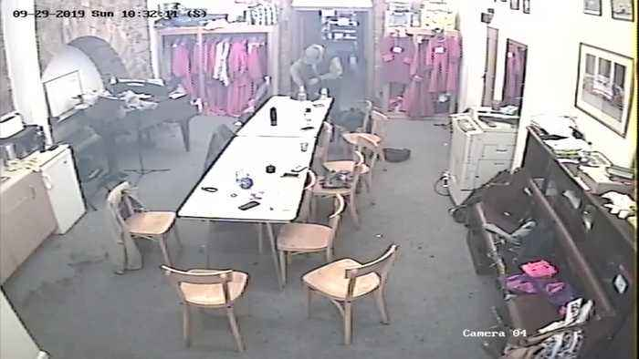 Churchgoer breaks into choir room and steals thousands of pounds of valuables