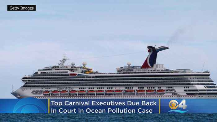 Top Carnival Executives, Including Micky Arison, Due Back In Court In Ocean Pollution Case
