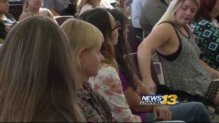 Murder victim families honor lost loved ones