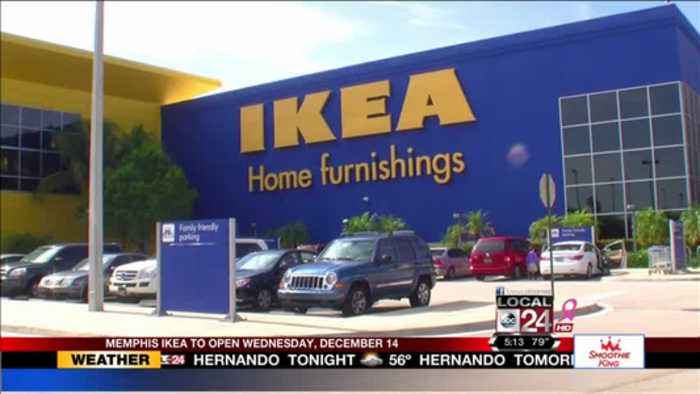 IKEA Announces Opening Date For Memphis Store