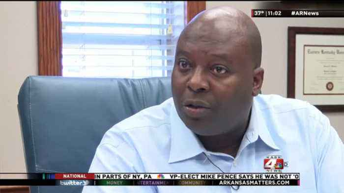 EXCLUSIVE: Little Rock Police Chief Says Social Economics Fu