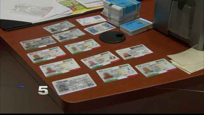 Fake Mexican Driver's License Lands Brownsville Man in Jail