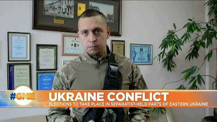 Local elections to take place in separatist-held parts of eastern Ukraine