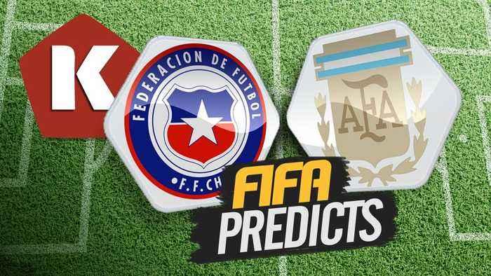 Chile vs. Argentina | 2015 Copa América Final