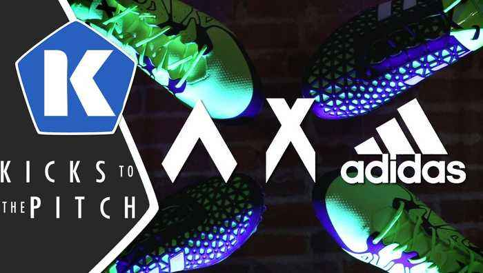 Adidas Starts Over with Ace and X #BeTheDifference | KTTP