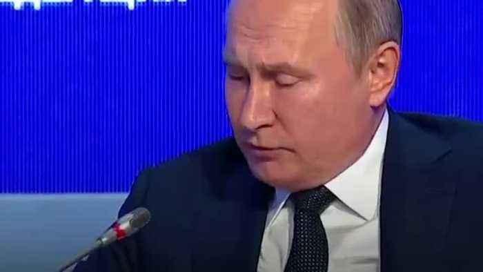 Putin not excited by Greta Thunberg U.N. speech