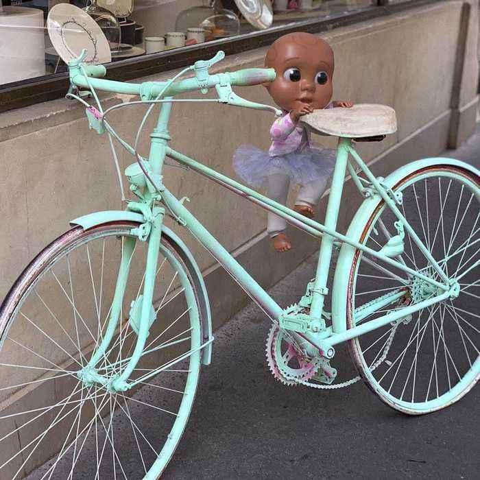 Olympia Ohanian's doll Qai Qai is our fave internet sensation!