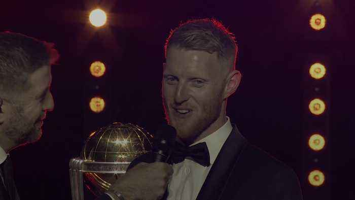 Ben Stokes scoops top honour at PCA awards