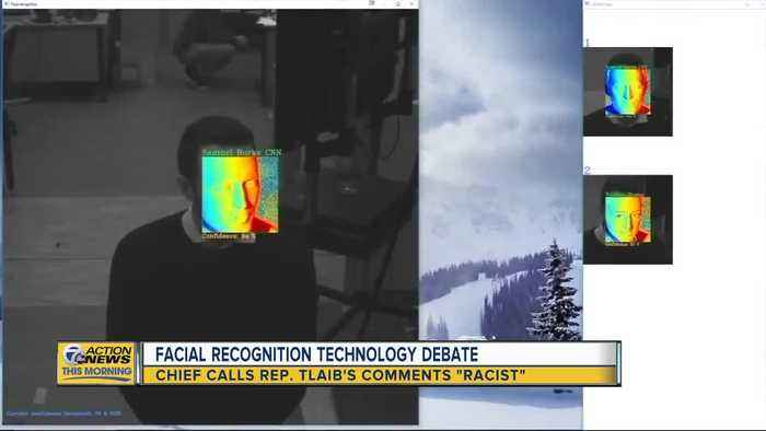 Chief Craig, Rep. Tlaib square off over facial recognition technology debate