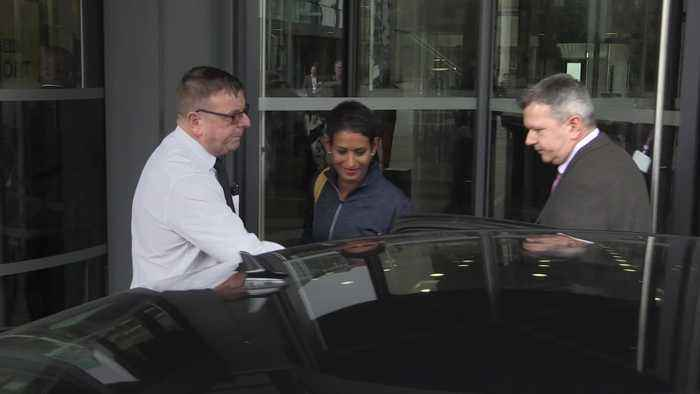Naga Munchetty back on air after racism row