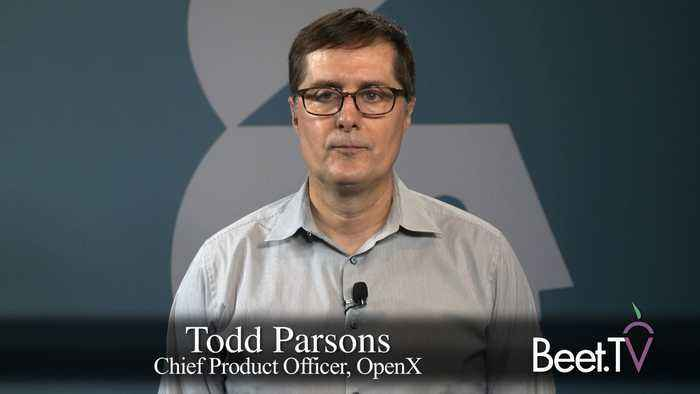 OpenX's Parsons On The Search For A New Cookie