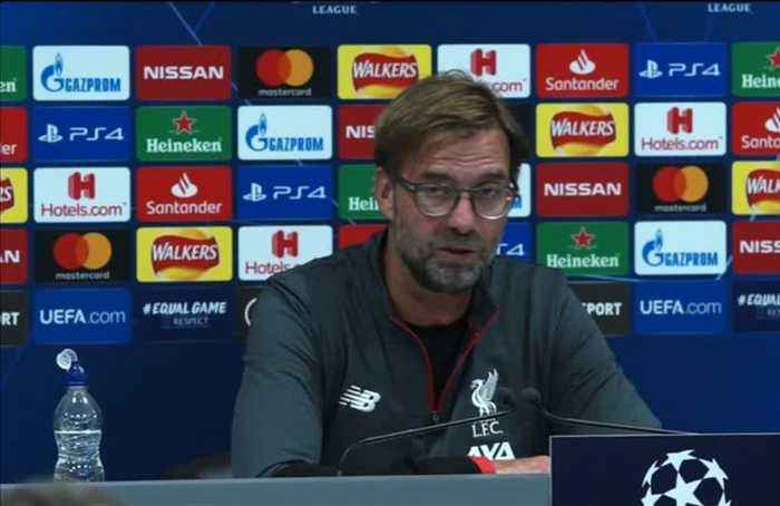 Klopp not angry as Liverpool escape against Salzburg