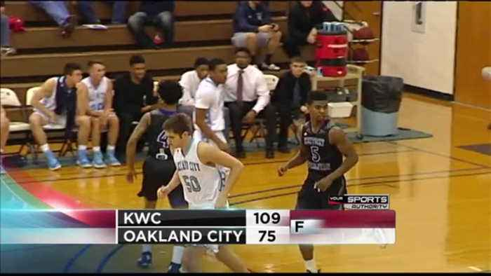 KWC Rolls Past OCU