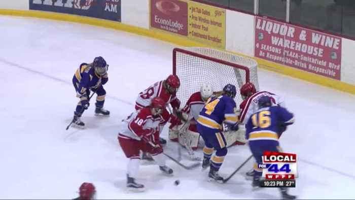 Platts Women's Hockey Shuts Out vs (4) Elmira on Senior Day