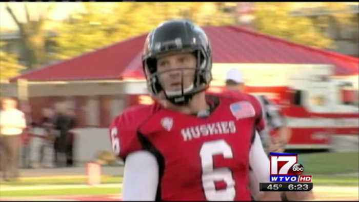 Jordan Lynch An NIU Huskie Again