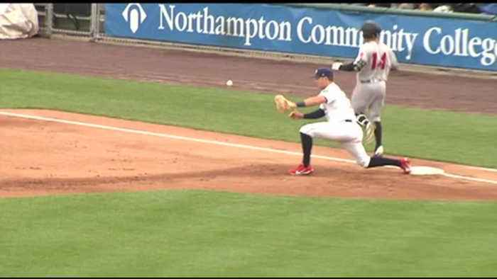 IronPigs can't complete sweep of Indians