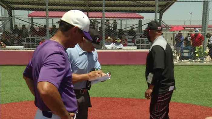 Baseball regional finals set