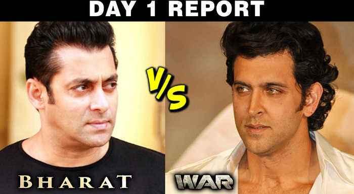 Hrithik Roshan DEFEATS Salman Khan | WAR V/S Bharat | Box Office Collections