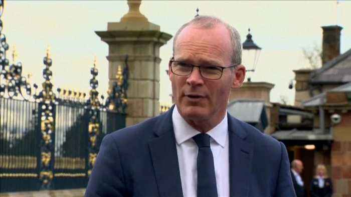Irish deputy PM Coveney says Brexit deal 'not mission impossible'