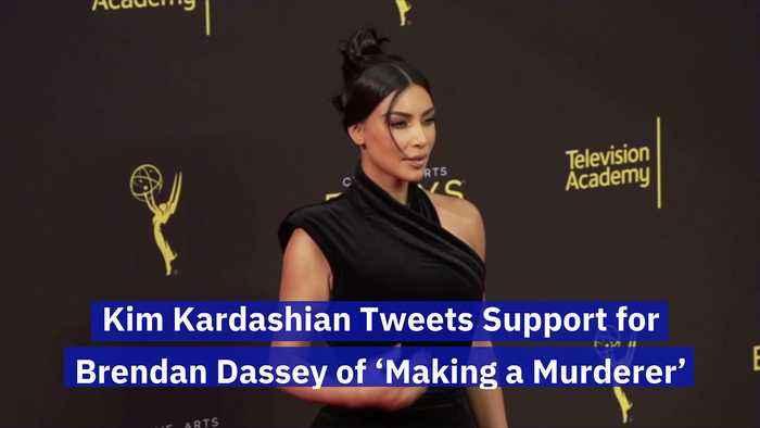 Kim Kardashian Tweets Support for Brendan Dassey of 'Making a Murderer'