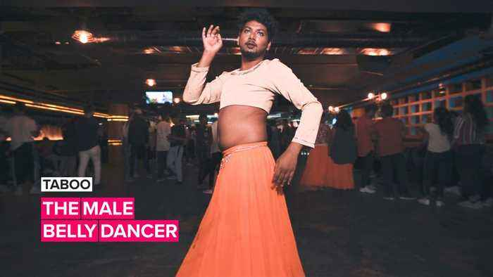 Taboo: How a male belly dancer found acceptance in India