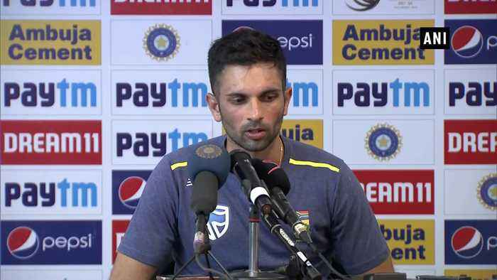 India vs SA Game didnt go according to plan in terms of bowling says Keshav Maharaj