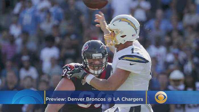 Broncos-Chargers Matchup: Veteran QB Battle Between Joe Flacco, Philip Rivers