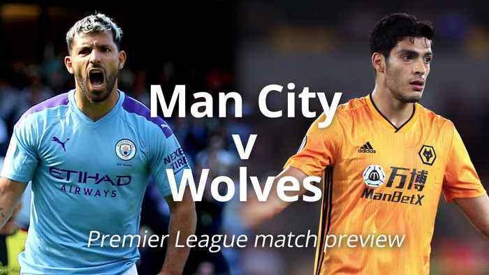 Man City v Wolves: Premier League match preview