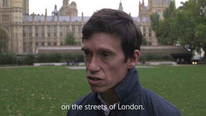 Rory Stewart calls for more police on the streets in London Mayor bid