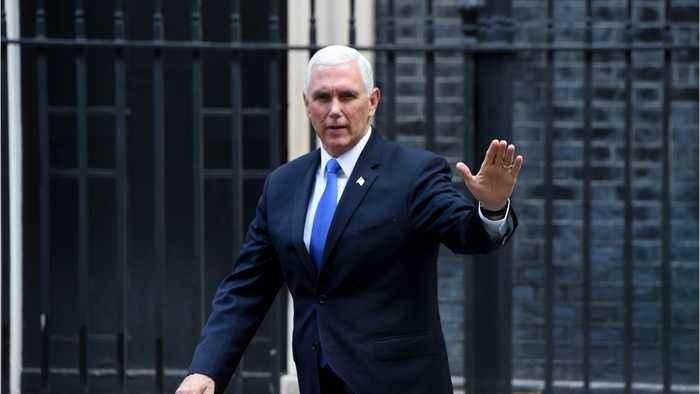 U.S. House Democrats Demand Pence Documents
